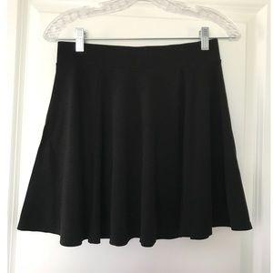 H&M Divided Skater Skirt